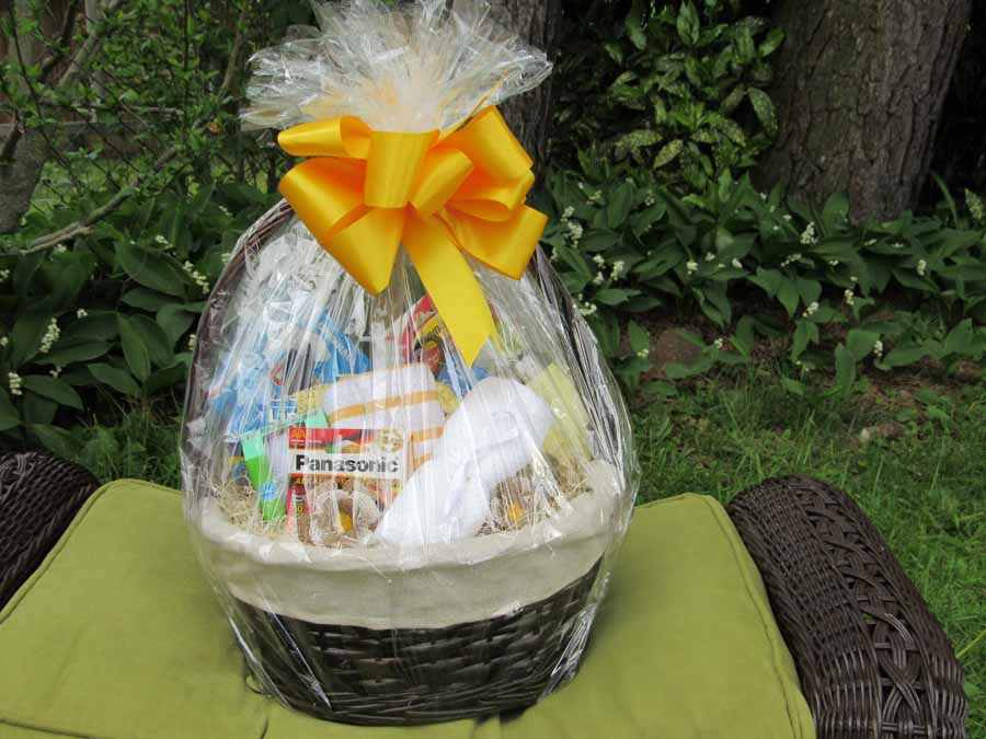 Gift Baskets & Diaper Cakes